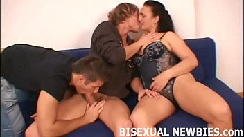 Bisexual only woman I am a little nervous about my first bisexual experience