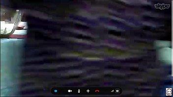 Una amiga de Skype