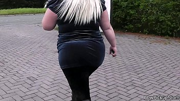 Big boobs blonde plumper rides his cock