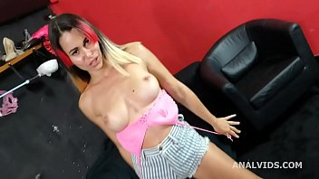 Italian Sluts, Jessy Jane gets fucked in the ass with exhibitionism, outdoor and swallow GL296