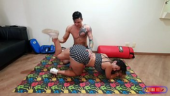 Bruno Hot twice cum big ass Wanessa Boyer