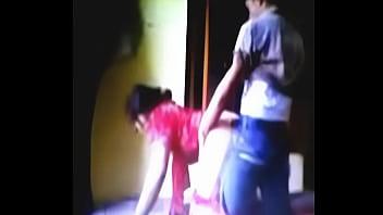 2014 New Punjabi Bhabhi Red Salwar With littel Dever ji's In home sex porn image