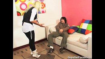 Boyfriend Gets Spanked