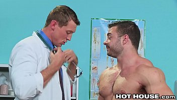 Big Boy Jock Fucked By Big Dick Muscle Hunk Daddy Doctor