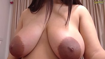 Akura 01 playing with her tits