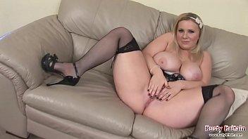 MILF Angel D Big Tits & Pussy Fun