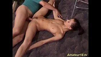 flexible sex with young skinny gymnast