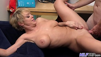 MILF Trip - Super horny blonde big-boobed MILF can't get enough cock - Part 1 Image