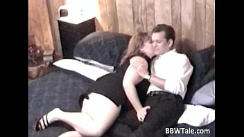 Chubby hairy wife Chubby milf takes some cock wildly