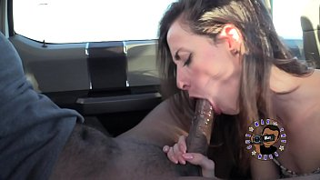 PIPE3: AMA RIO GIVES ME A VERY SLOPPY BLOWJOB IN THE CAR!!! -MaxThePornGuy