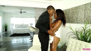 Hot Ebony Chick Gets Fantasy Date And Then Gets Fucked Good