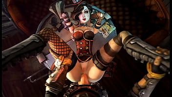 Tabletop Games with Moxxi - Borderlands