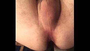 Anal sperm panties