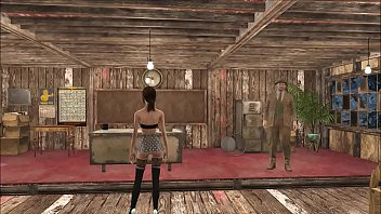 Fallout 4 Fashion World
