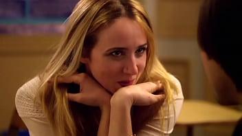 Bored to Death Spanking Scene - Zoe Kazan roleplay