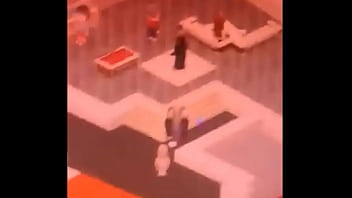 Seita satanica termina em foda violenta ao som de bumbum granada