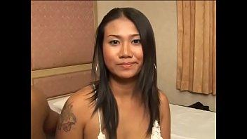 Chubby Thai girl interracial BBC
