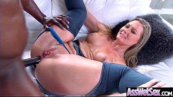 (Addison Lee) Big Curvy Butt Girl Enjoy On Cam Deep Anal Sex video-01