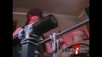 BRUCE SEVEN - Zara White and Ed Powers Have Kinky Fun