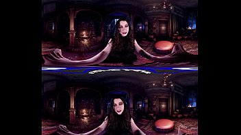 EvilEyeVR - Victorian Mansion with curly haired babe Lacy Channing