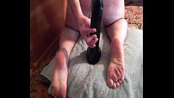 Gay home dildos Fun at home with huge dildo