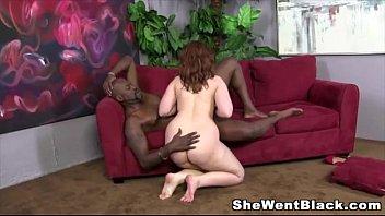 Sexy BBW Felicia Clover takes some Black Cock