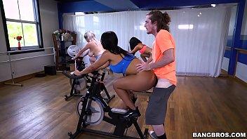 BANGBROS - Latina Rose Monroe'_s Sexercise Spin Class (ap16089)
