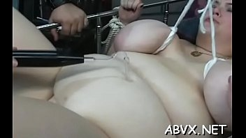 Pretty honey is making an exciting video of herself