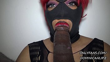 Students sked to suck dick 2 cumshots after incredible sloppy head from dominican lipz- onlyfans.com/dominicianlipz