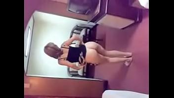 arab girl with nice ass
