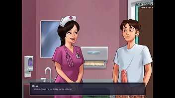 Hot sex with a mature lady and blowjob from a nurse l My sexiest gameplay moments l Summertime Saga[v0.18] l Part #12 Vorschaubild