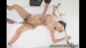 Mature dildo lovers Japanese babe fucked various dildos