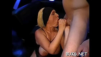 Captive porn online Captivating darlings have a fun getting warm jizz all over their face