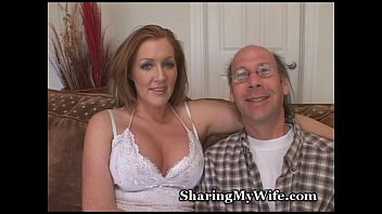 Morgan reigns sex video Wussy hubby shares hot wifey