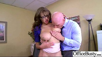 (cassidy banks) Sexy Girl With Big Tits Get Banged In Office video-22