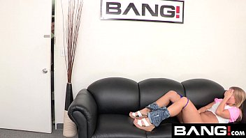 Bang Casting: Candice Dare Takes Three Dicks At Once