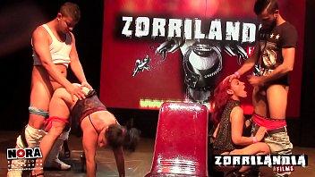 Debutaron en Zorrilandia