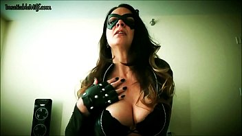 Catwoman Tied Up Naked