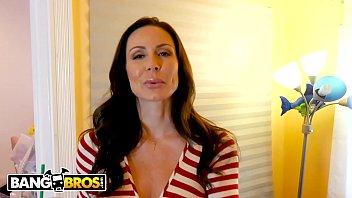 BANGBROS - Behind The Scenes With Big Tits MILF Pornstar Kendra Lust! Vorschaubild