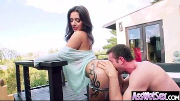 Anal Sex Tape With Big Wet Oiled Butt Sexy Girl (jynx maze) mov-15