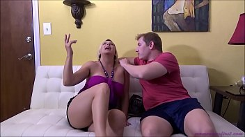 Son Massages Mom - Brianna Beach - Mom Comes First Preview thumbnail