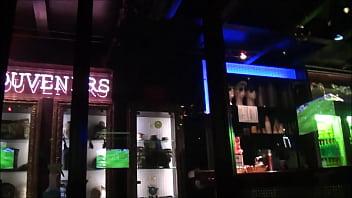 Buck Wild Shows Inside of Grasshopper Coffee Shop in Amsterdam