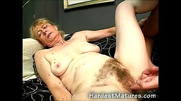 Hairy granny couples - Real old granny pussy fucked