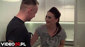 Polskie porno - Napalona mama kolegi