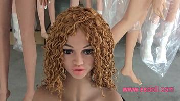 Silcione love Sex Dolls 155 cm from esdoll