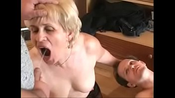 Bisexual piss parties - German matures 2