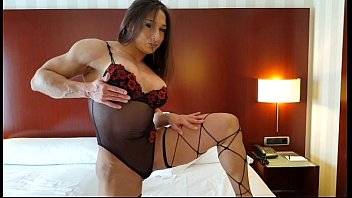 Karyn parsons sexy feet Karyn bayres- biceps worship-