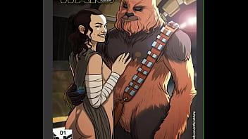Leila bbw Star wars guide to wookie sex visit: usporncomics.space