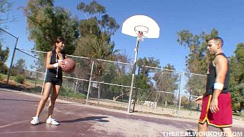 Chews asian beaver lina kina Hot asian chick fucking her basketball coach