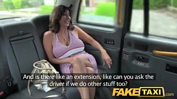 Rate fake tits - Faketaxi sexy milf with big tits does anal